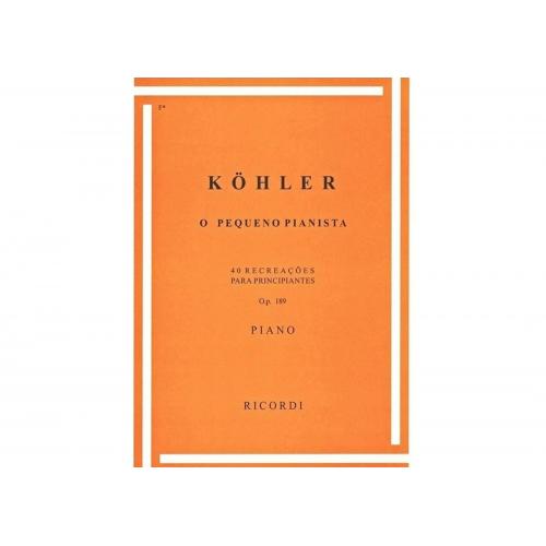 METODO PARA PIANO KOHLER, LOUIS H.