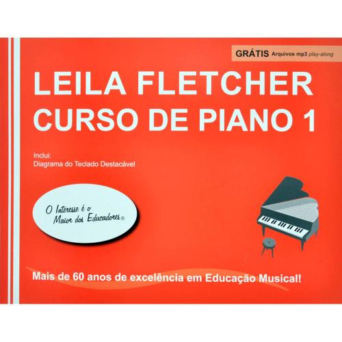 MÉTODO LEILA FLETCHER VOLUME 1