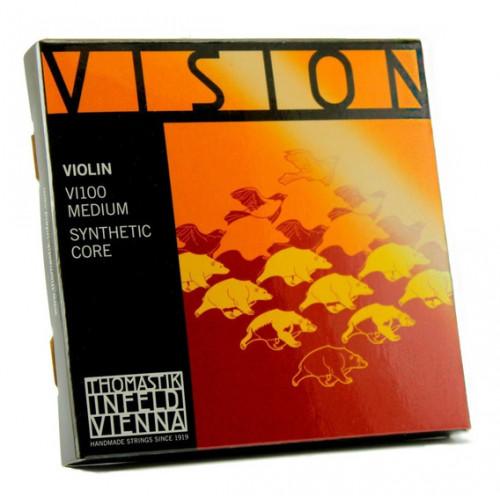 CORDAS THOMASTIK VISION VI100 VIOLINO