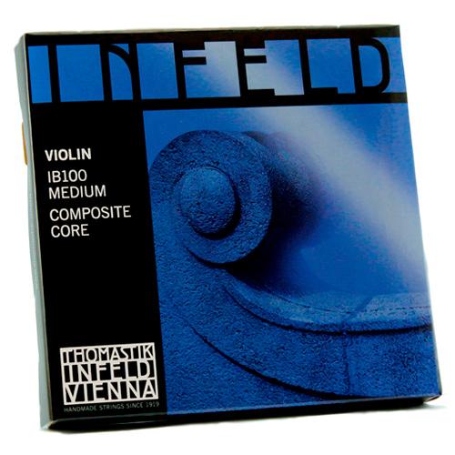 CORDAS THOMASTIK INFELD BLUE IB100 VIOLINO