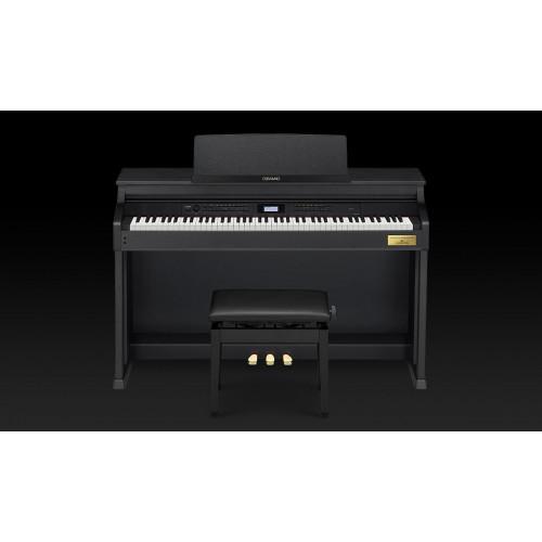 PIANO CASIO  CELVIANO DIGITAL PRETO MODELO AP-710BKC2-BR
