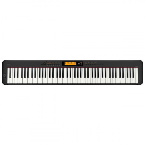 PIANO STAGE DIGITAL PRETO MARCA CASIO MODELO CDP-S350BKC2-BR + ESTANTE