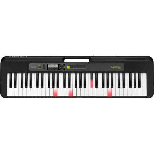 TECLADO MUSICAL CASIOTONE BASICO DIGITAL PRETO