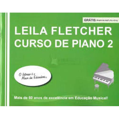MÉTODO LEILA FLETCHER VOLUME 2