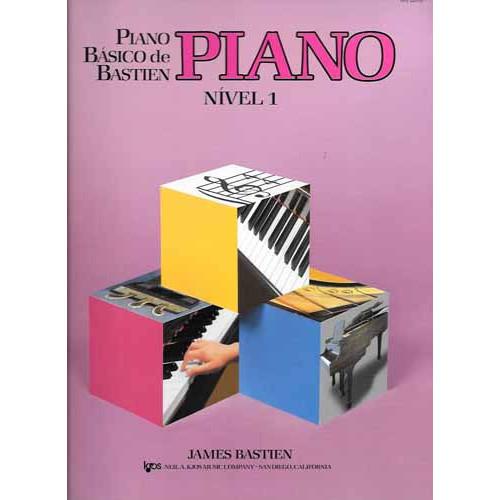 MÉTODO PARA PIANO JAMES BASTIEN