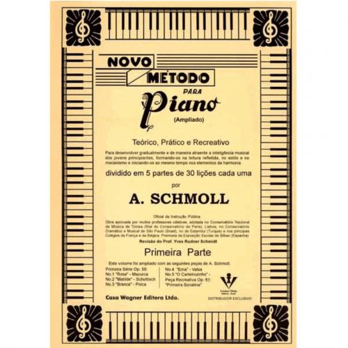 MÉTODO SCHMOLL VOLUME I