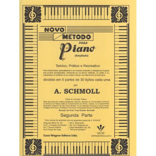 MÉTODO SCHMOLL VOLUME II