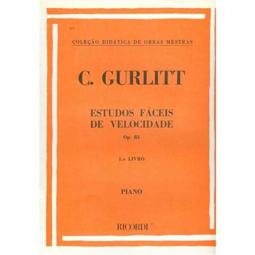 METODO PARA PIANO C. GURLITT