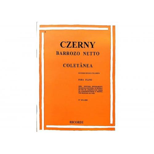 MÉTODO CZERNY BARROSO NETO VOLUME II